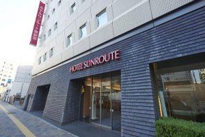 東新宿駅から好アクセス!サンルート東新宿に泊まりました