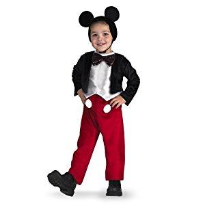 ミッキーマウス コスプレ 子供