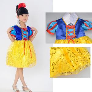 白雪姫 ディズニープリンセス コスプレ 子供