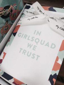 女の子へのちょっとしたプレゼントに迷ったら、MY LITTLE BOXがいいかも。