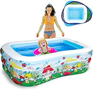 夏は水遊びでしょ!