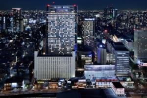品川プリンスホテル イーストタワーに泊まった時の内装や感想