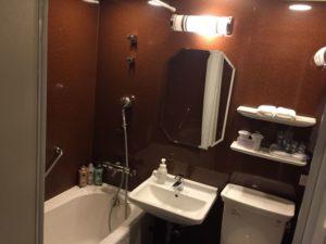 ホテルモントレ赤坂に泊まった時の内装や感想 アメニティ