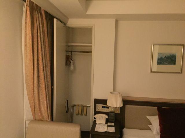 熊本ホテルキャッスルに泊まった時の内装や感想