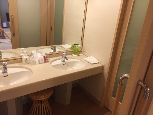 ホテルアレグリアガーデンズ天草に泊まった時の内装や感想